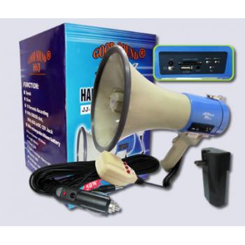 Megafono 50w, 12v GOOD...